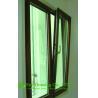 China German Hardware Tilt & Turn Wood Aluminum Window For Villas wholesale