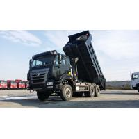 China HOHAN 30 - 40tons industrial Heavy Duty Tipper Dump Truck , Driving Axle HC16 AC16 on sale