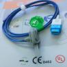 China TPU Compatible SPO2 Probe Sensor for Masimo / Philips / Bruker / Mindray wholesale