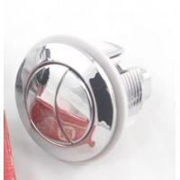 ABS Toilet Fittings Toilet Cistern Spares Push Button No Surface Treatment for sale