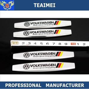 China Decorative Chrome Sticker Car Fender Emblems for Cadillac / VW / BMW wholesale