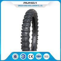 China TL / TT Motor Cycle Tires 8PR , Motorcycle Street Tires 35%-55% Rubber 7-10MPA wholesale