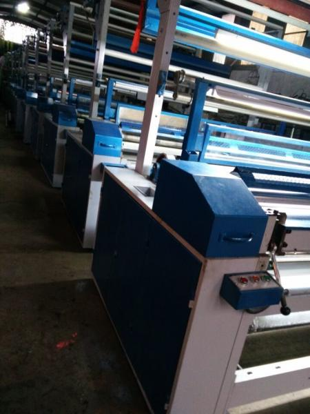 Quality High Performance Corduroy Cutting Machine Energy Saving 2500*3500*2400mm for sale