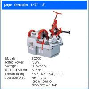 China Pipe Threading Machine (60150) on sale