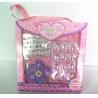 China Customized Fake Nails manicure kit / acrylic nails starter kit for kid wholesale
