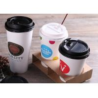 China Custom Printed Single Wall Paper Cups For Cold Drinking With Plastic Lids wholesale