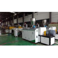 China High Efficiency Plastic Tubing Extrusion Machines ABB Frequency Controller wholesale