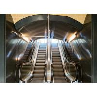 China Waterproof Public Escalator VVVF Control Type For Metro Station / Airport on sale