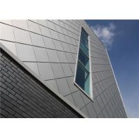 China Standard 1220 X 2440mm Composite Aluminum Panels Weather Resistant For Building wholesale