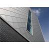 China Standard 1220 X 2440mm Composite Aluminum Panels Weather Resistant For Building wholesale
