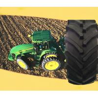China Agr agricultural Tractor tire radial tire for JOHNDEERS on sale
