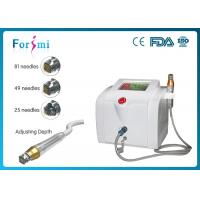 China Professional white rf fractional micro needle machine for home use wholesale