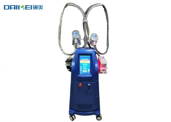 Quality 5 In 1 Cryolipolysis Body Slimming Machine Diode Lipo Laser Ultrasonic Liposuction Machine for sale