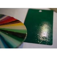 China Green Wrinkle Texture Grain Thermoset Powder Coating Paint for Metal Furniture wholesale