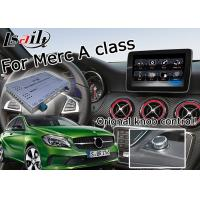 China Android car gps navigation box interface for Mercedes benz  A class ( NTG 5.0 ) mirrorlink on sale