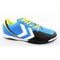 China Colorful Customized  Men Indoor Soccer Turf  Shoes Rubber / TPU Outsole wholesale