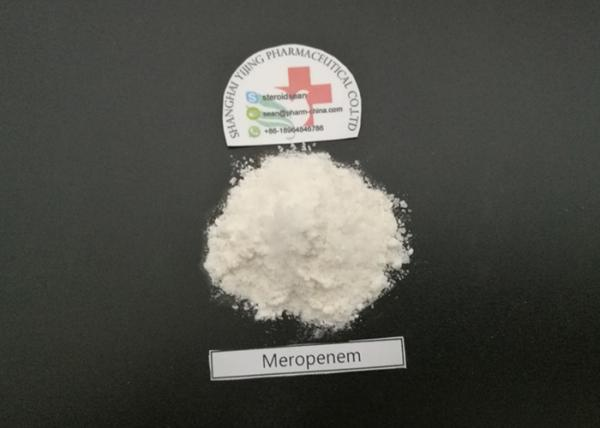 Quality Meropenem CAS 119478-56-7 Pharmaceutical Raw Materials For Lose Weight / Fat Burning for sale