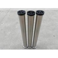 China SS304 4040 Reverse Osmosis Membrane Water Filter Housing for Water Purification Systems wholesale