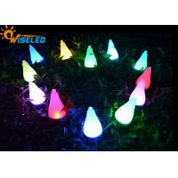 Buy cheap Colorful Small Solar LED Garden Lights Easy Install For Hanging / Insert / Ground from wholesalers