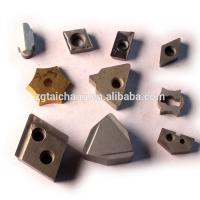 China Hard alloy carbide tips in special price groove cutting insert finger joint cutter on sale