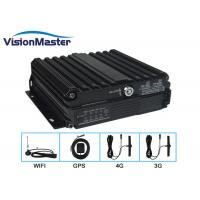 China SD Card Car Surveillance Dvr , 720p Channel Mobile Dvr Linux Operating System wholesale