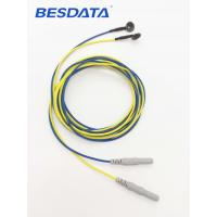 Buy cheap 1.5M Potable  EEG Electrodes  For Video EEG Monitoring Equipment from wholesalers