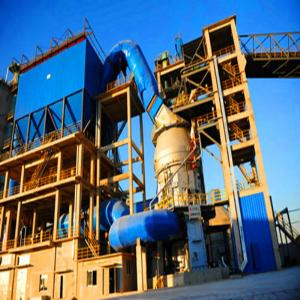 China Cement Plant AC Motor Slag Vertical Roller Mill on sale