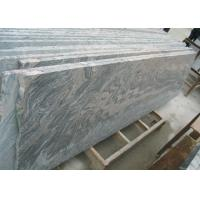 China Pink Juparana Granite Stone Slabs For Kitchen Polished Finish 2400x700 Mm wholesale