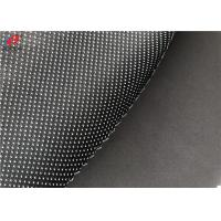 China Memory - Like TPU Coated Fabric Polyester Donded Mesh Fabric With Film wholesale