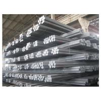 China High Durability Steel Round Bar SGS BV Third Inspection With Hot Ribbed Technique wholesale