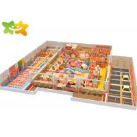 China Candy Theme Kids Indoor Playground Equipment Education Organizations Applied wholesale