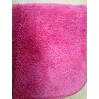 China No chemical Microfiber Cleaning Cloth red coral fleece 30*40  terry towel on sale