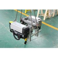 China 1.5 Ton Light Duty Electric Hoist For Theater Electric Hoist Rain Cover wholesale