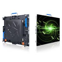 Buy cheap Customized Frame Indoor LED Display Module WithStraight / Curve Shape from wholesalers