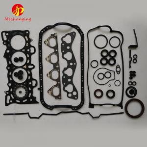 Buy cheap For HONDA CIVIC EK3 16V D15Z4 D16Y7 D16Y8 Metal Full Engine Gasket Set Overhaul Package Engine Parts12251-P2J-004 from wholesalers
