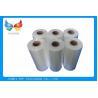 China Blown Transparent PVC Heat Shrink Sleeve Film Rolls For Glass Bottle Labels wholesale