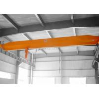 China Monorail Hoist Electric Single Girder Crane IP54 Protection Grade For Workshop wholesale