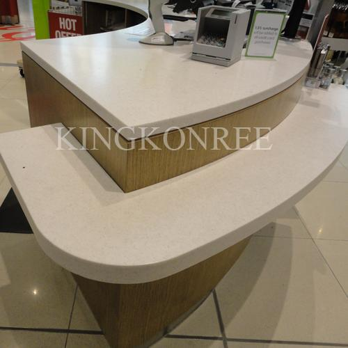 desk counter products for sale 1 20 wood front desk counter images are