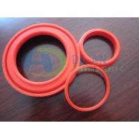 China Custom Black Silicone Viton Oil Resistant Rubber with ISO9001 Certification on sale
