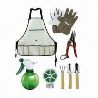 China Garden Tool Set with Apron wholesale
