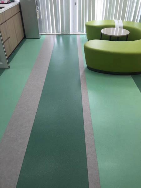 Quality 3-Gerflor  PUR treatment Multi layer Commercial PVC flooring sheet- TRANSIT CLASSIC for sale