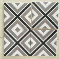 China Living Room Decorative Glazed Ceramic Tile 3% Water Absorption Eco Friendly wholesale