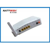 China Auto Discovery Triple Play FTTX ONT , Portable GPON Optical Network Termination wholesale