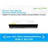 China 2 МБайт DVB C цифровая телевизионная приставка SD / H.264  цифрового кабеля телевизионная приставка 1000 сохраняемых wholesale
