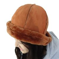 China Adult Size Merino Wool Hat , Winter Trooper Hat Customized Color Eco - Friendly on sale