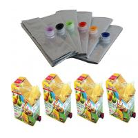 Flexible Fresh Juice Bag In Box Containers Easily Dispensable