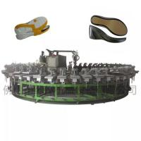 China Desma type pu footwear leather sandals and slippers making machine on sale