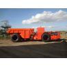 China 7cbm Or 15 Tons Bucket Capacity Underground Mining Dump Trucks , RT-15 Low Profile Truck wholesale