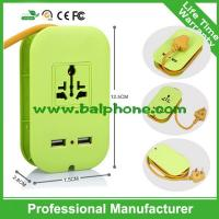 China Universal World Wide Travel Charger Adapter Plug on sale