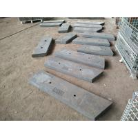 China High Cr Wear-Resistant Castings Iron Chute Lining For Grinding Mill wholesale